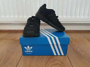 Infant/Kid's Adidas Originals Black Trainers Infant - UK-Size 6 EU-SIze 22.5