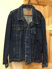 blue denim jacket Size XXL Chest 47-49