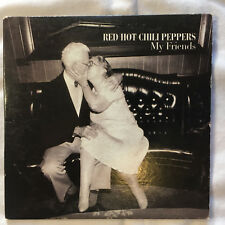 RED HOT CHILI PEPPERS My Friends Australian version CD single