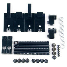 Black Adjustable Alloy Telescopic Type Stealth Body Mount Fit 1/10 Scale RC Car