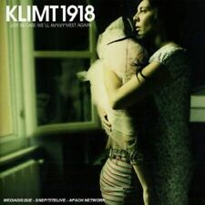 KLIMT 1918 - JUST IN CASE WE'LL NEVER MEET AGAIN NEW CD