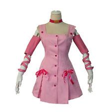 JoJos Bizarre Adventure Sugimoto Reimi Dress Cosplay Women Girl Costume Outfit