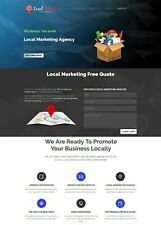 Local Marketing Services Provider Website Business In A Box