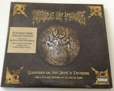 CRADLE OF FILTH GODSPEED ON THE DEVIL S THUNDER SPECIAL EDITION 2 CD ALBUM 2008