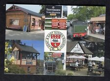 c2000 Multiviews Tenterden Town Station: Kent & East Sussex Railway