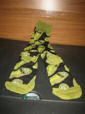 Rick and Morty Cosplay Pickle Pick Rick Socks - One Size