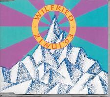 WILFRIED - Ziwui '93 REMIX CDM 3TR Austria 1994 VERY RARE!!