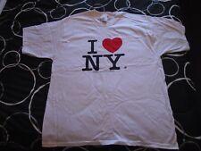 I Love New York Vintage T-Shirt L Large