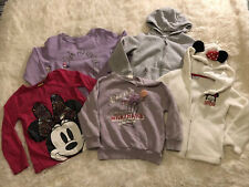 Girls - Clothes Bundle Age 6-7 Years - Mixed Hoodie/Jumpers/Top Bundle - 5 Items