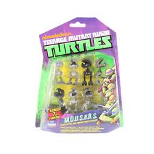 TMNT / Teenage Mutant Ninja Turtles - M.O.U.S.E.R.S. - MOC