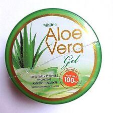 Mistine aloe vera gel 100%  pure organic - soothing gel  moisturizer reduce scar