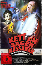 The Texas Chainsaw Massacre - FSK18 Ltd Collector's Edition Blu-ray *NEU*OVP*