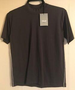 Murray golf jasper golf t-shirt grey boys 11-12 b.n.w.t.