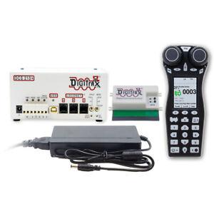 Digitrax EVOXD Evolution Express Duplex 5/8A Starter Set DCS210 + DT602D + UR93