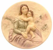 c1988 Studio Dante di Volteradici Il Dono della Devozione Madonne del