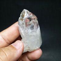 QUARTZ Crystal included MICA - From Hamaliya Mts.,Gilgit-Baltistan, PAKISTAN!