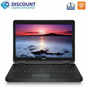 """Dell Latitude E5440 Laptop Computer 14"""" Core i5 8GB 256GB SSD Windows 10 WiFi"""