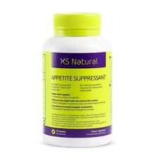 2018 New!! XS Natural Appetite Suppressant-90 Capsules REDUCED Hunger Stimulates