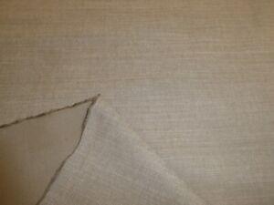 ROMO FABRICS - LINARA DOESKIN (Beige) - Linen Blend Upholstery Fabric