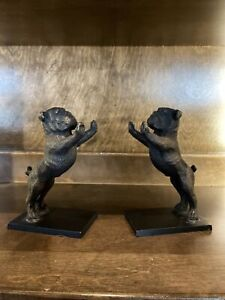 Uttermost Bulldog Bookends