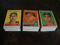 1958 Topps Baseball---Lot Of 4---Buyer's Choice---Multi-Lots---See List