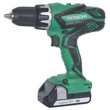 HITACHI DV18DGL 18V COMBI DRILL WITH 2X1.5AH BATTERIES, CHARGER AND CASE