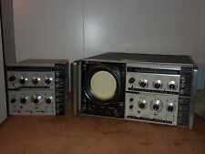 HP 8553L 8554B 8552A 8552B 141S Spectrum analyzer 0-110Mhz 0-1200Mhz modules