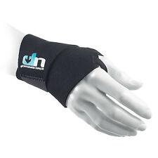 UP One Size Wrap Around Firm Custom Fit Wrist Support for Weak Stiff Sprains
