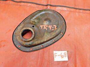 Triumph TR4, TR3, Timing Chain Cover, Original, !!