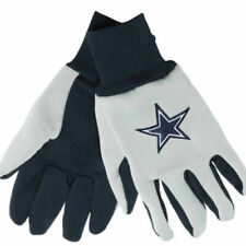 NFL Dallas Cowboys Two Tone Adult Size Gloves