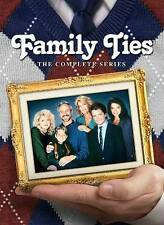 Family Ties: The Complete Series DVD - New, Free Shipping -