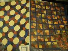 Crazy 8s Quilting Sewing Craft Book- Webb & Noah, Paperback, 2003, Four Corn
