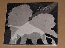 LÖWE - II (2) / DIGIPACK-CD 2013 MINT!