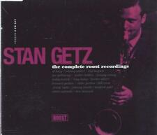 CD album - STAN GETZ - the roost recordings DISC 3 AUTUMN LEAVES
