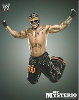 REY MYSTERIO WWE WRESTLING 8X10 PROMO-PHOTO NEW #13
