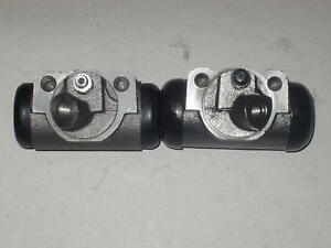 52 53 54 55 56  FORD FRONT WHEEL CYLINDERS PAIR 1952 1953 1954 1955 1956