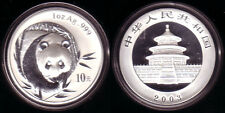 China 10 Yuan Silber Panda 2003