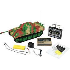 Heng Long 1:16 2.4G Remote Control German Panther G RC Tank BB Smoke & Sound
