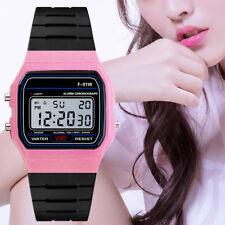 Luxury Men Analog Rubber Digital Military Army Sport LED Waterproof Wrist Watch