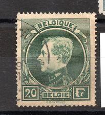 Belgium (2971) 1929 -32  20 Franc green used Sg502