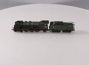 Jouef 8355 OO Scale SNCF Steam Locomotive with Tender EX