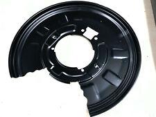 REAR BRAKE DISC PLATE COVER SPLASH SHIELD BMW 330i 330D E46 X3 E83 REAR RH