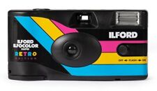 Ilford Ilfocolor Rapid Retro Hochzeitskamera Einwegkamera 27 Aufnahmen Blitz