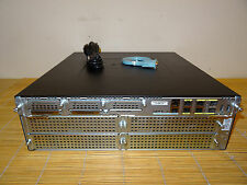 Cisco 3945E-SEC/K9 Security Router with C3900-SPE250/K9, 2GB RAM, 256MB FLASH