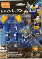 Halo Mega Construx Skyfire Exosuit 81 pieces Pro Builders 8+