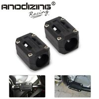 22-28MM Pair Motorcycle Engine Protector Crash Bar Block For BMW R1200GS LC F800