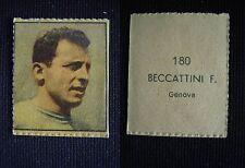 "***FIGURINA ""ALBOSPORT DIDASCO 1951""*** BECCATTINI (GENOVA) N.180"