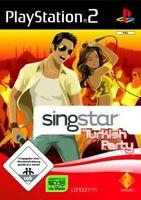 PS2 / Sony Playstation 2 Spiel - SingStar Turkish Party mit OVP