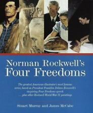 Norman Rockwell's Four Freedoms, Stuart Murray, Good Condition, Book