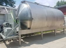 Crepaco Fermentation / Processing 3000 Gallon Stainless Steel Tank